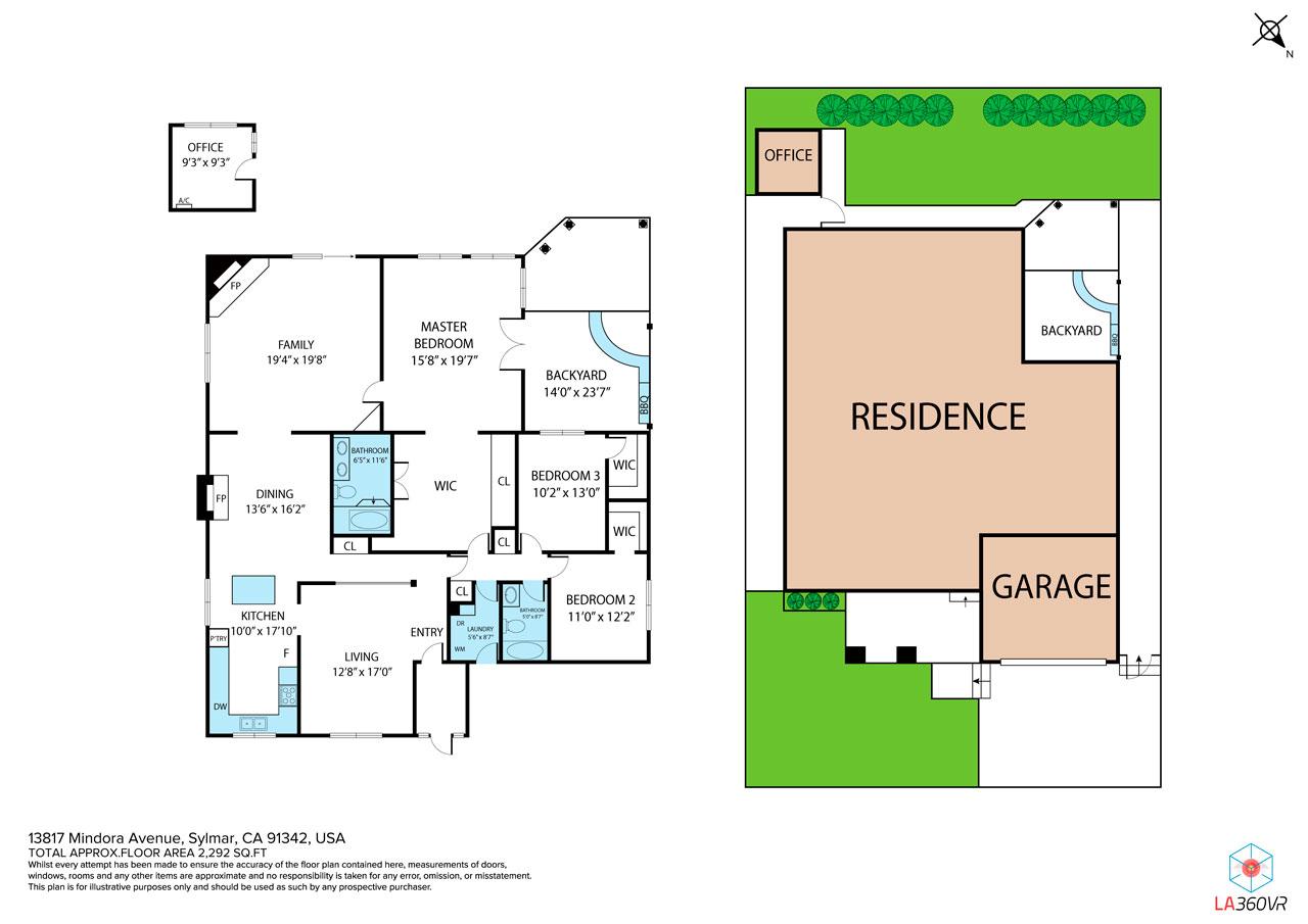 Floor Plan La360vr